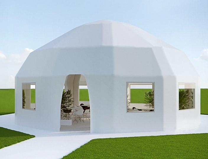 Воздухоопорное сооружение